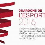 Guardons de l'Esport 2016