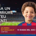 VI Diada del soci solidari FCB