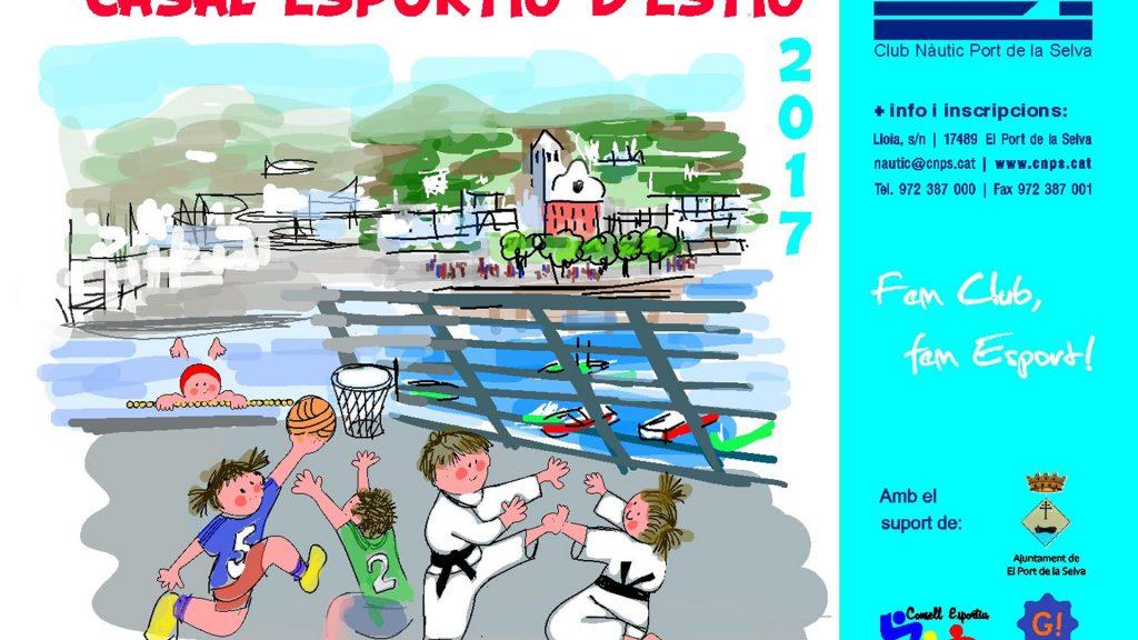 Casal Esportiu Club Nàutic Port de la Selva 2017