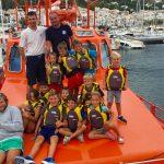 Casal mesportiu C.N.P.S. – Visita a Salvament Marítim