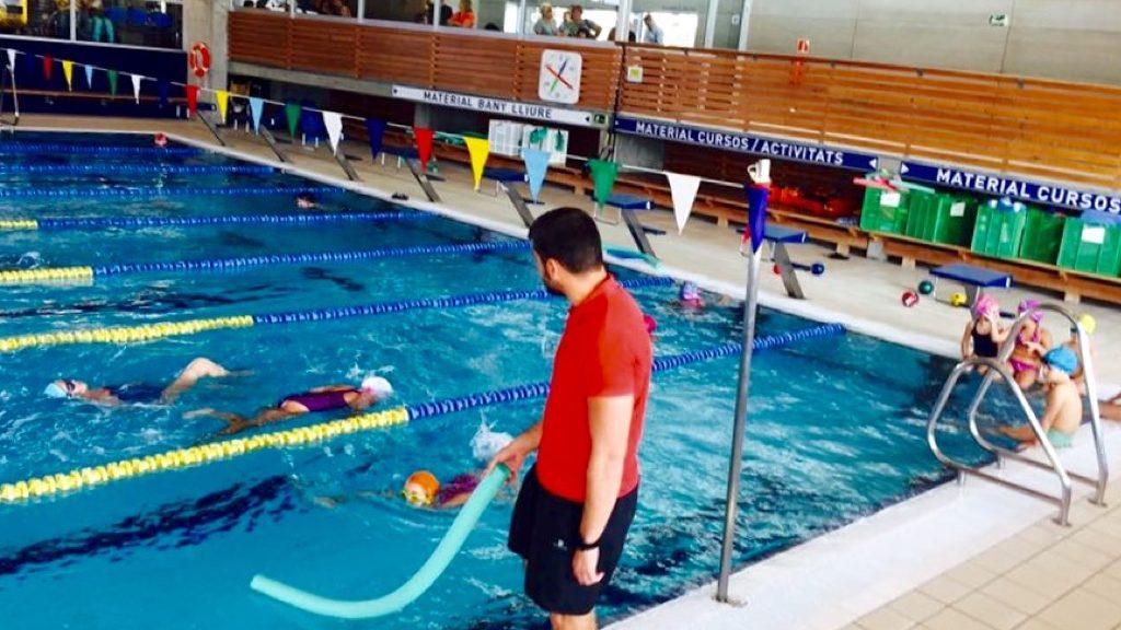 La natació dels dissabtes 3