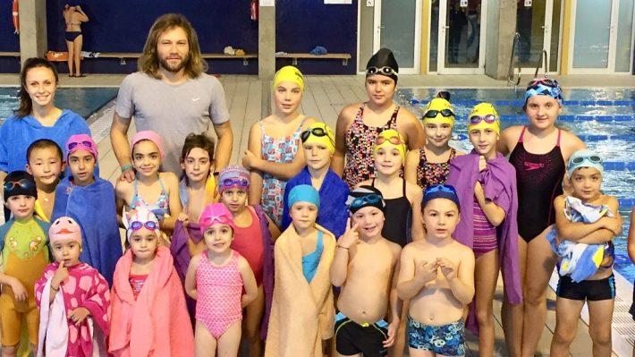 La natació dels dissabtes 2018