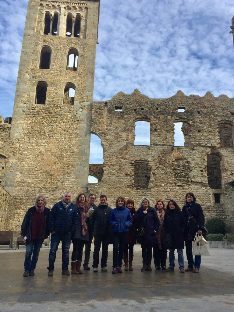 Reunió Sant Pere de Rodes desembre 2018