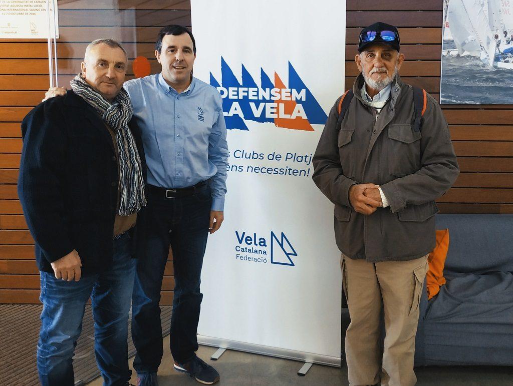 Jornades Tècniques de Vela 2019