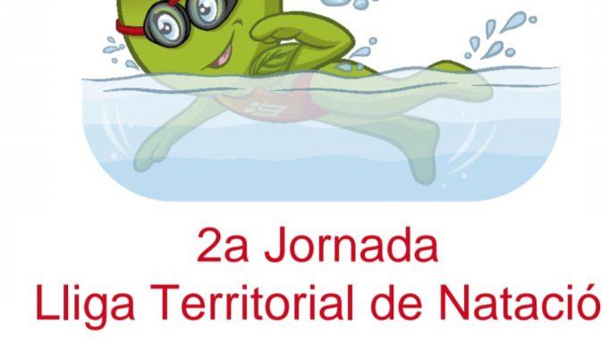 Lliga territorial natació Roses 2019