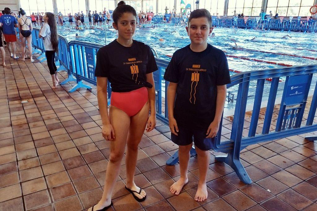Nedadors CNPS a les Finals Nacionals de natació 2019