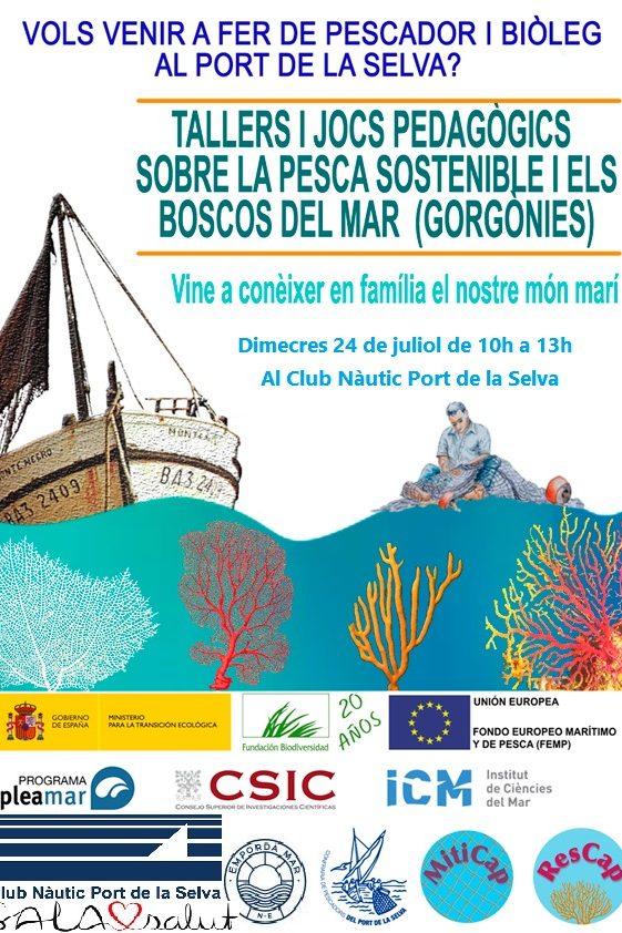 Casal Estiu 2019 Club Nàutic Port de la Selva