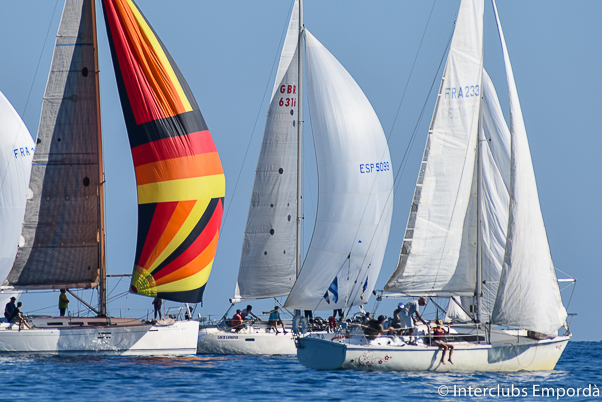 Regata Interclubs al Port de la Selva 2019