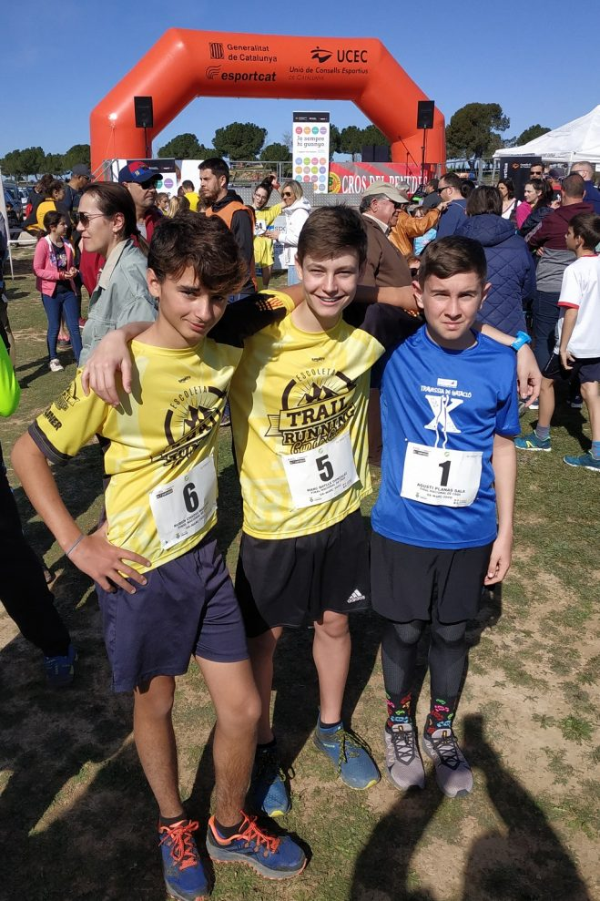Final Nacional Cross Escolar a Olèrdola 2020