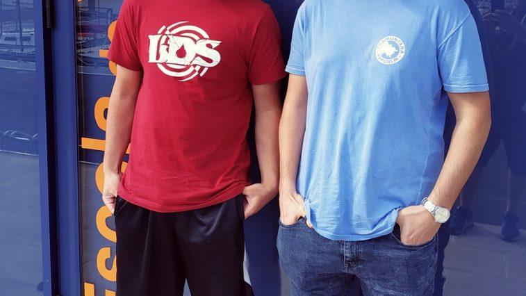 Marc Rojo i Pau Hugas