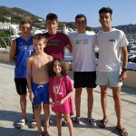 Escola de Natació del Club Nàutic Port de la Selva